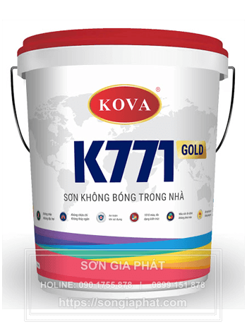son-trong-nha-Kova-K771-gold