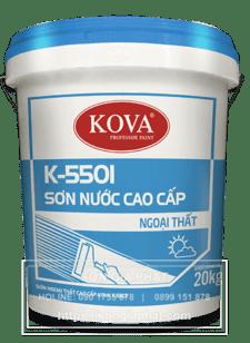 son-ngoai-troi-kova-k5501-gold