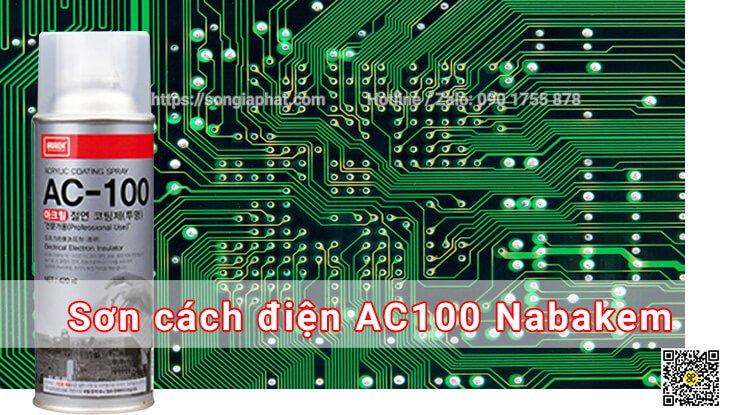 son-cach-dien-nabakem-ac100-cho-bang-mach-dien-tu
