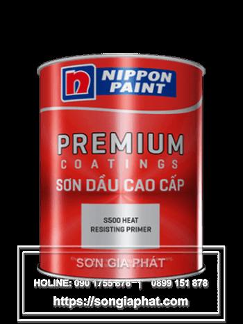 son-lot-chiu-nhiet-nippon-s500-heat-resisting