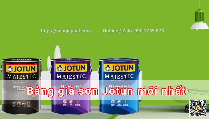 bang-gia-son-jotun-moi-nhat-hien-nay-songiaphat.com